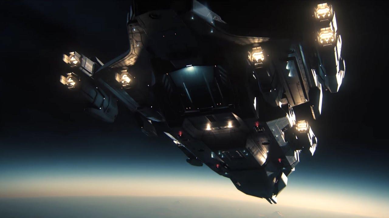 Star Citizen - Die großen Waffen der UEE
