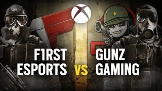 [BR] F1RST ESPORTS vs. GUNZ GAMING | Play Day #7 | EliteSix S02 (XBOX)