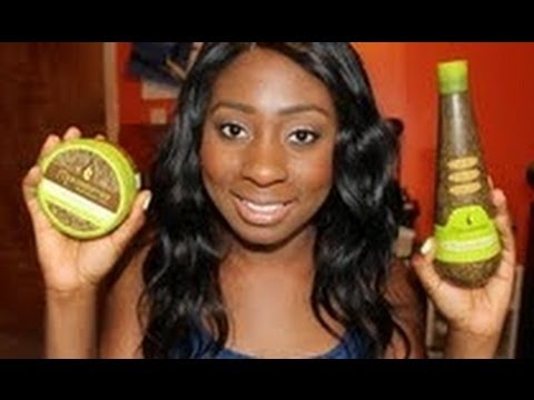 Macadamia Natural Oil Products Worth The Money Product Review Youtube