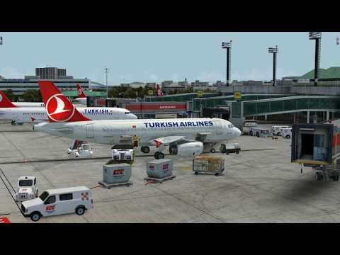 flight from Istanbul to Baku TURKISH