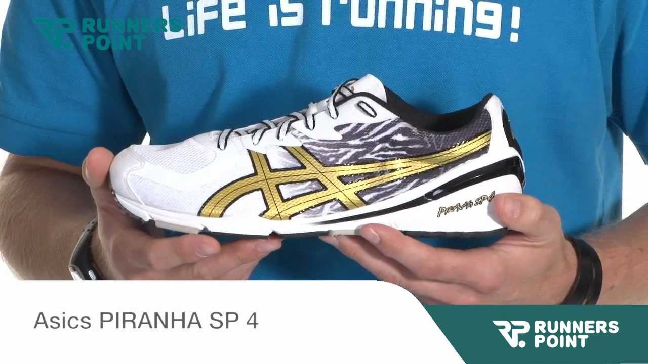 Asics PIRANHA SP 4 - YouTube 76d729aee8ce