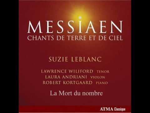Olivier Messiaen: La Mort du nombre