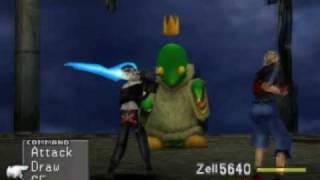 Cover images Final Fantasy VIII - Boss Fight: Tonberry King