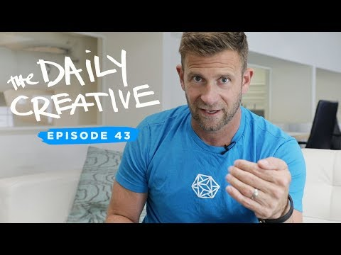 break out of creative ruts | Daily Creative