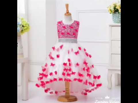 Vestidos Para Niñas Los Mas Elegantes Y Bonitos 2018 2020