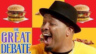 The Great Debate: Big Mac | Great Taste