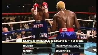 James Butler vs Richard Grant