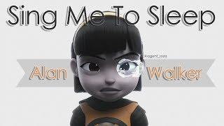 Ejen Ali AMV - Alan Walker - Sing Me To Sleep