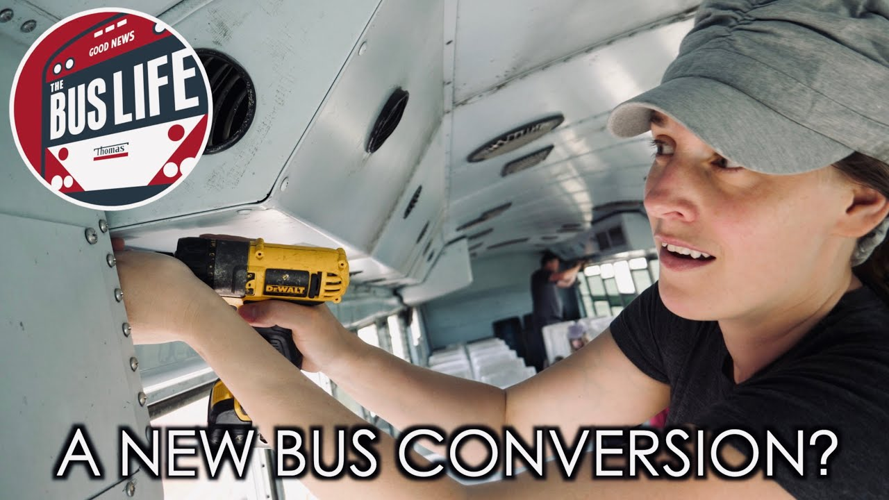 A New Bus Conversion | The Bus Life