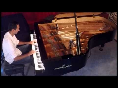 "Joe Yamada ""Eternal Melody"" Piano Haven Studio, Shigeru Kawai SK7 Solo Piano"