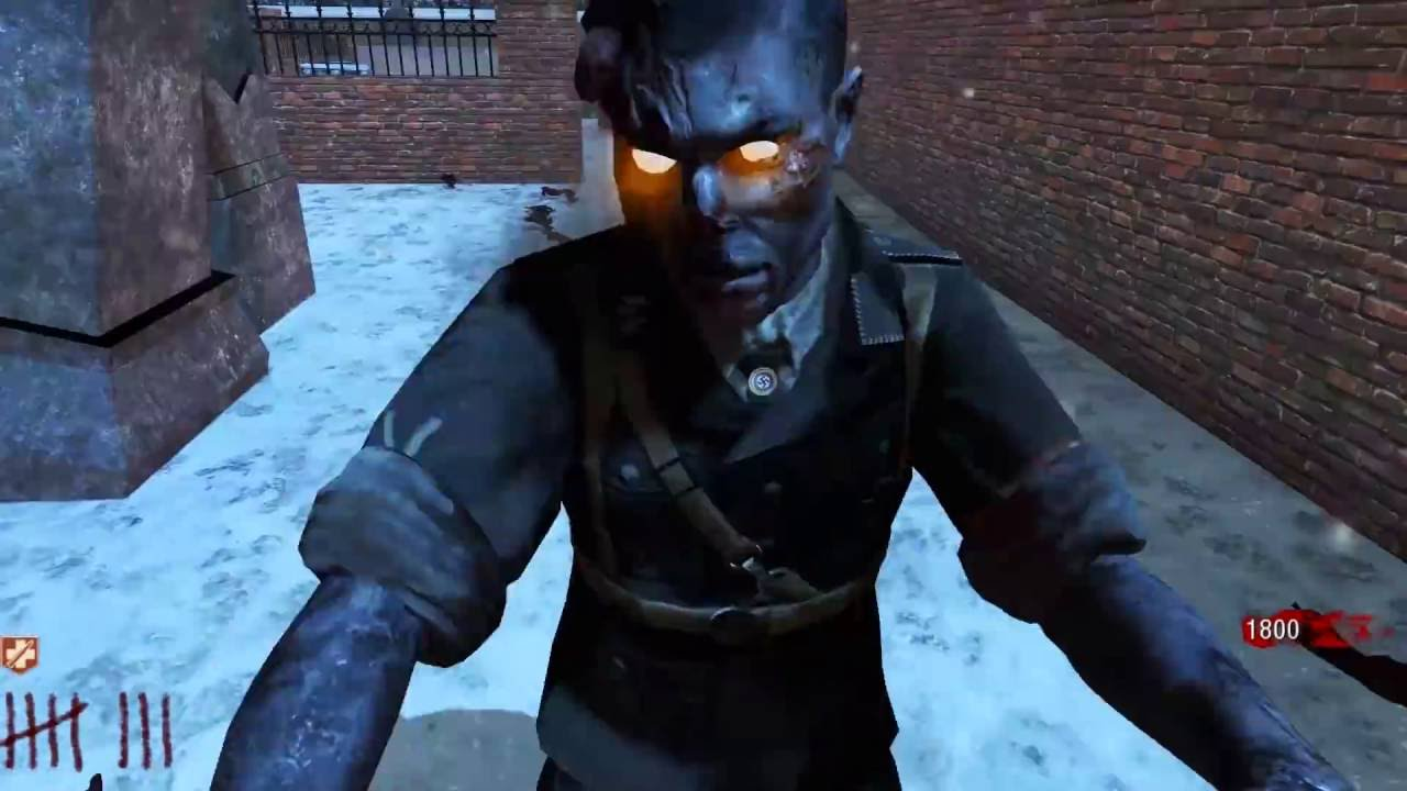 First Black Ops 1 Custom Map Albtraume - Black Ops Custom Zombies