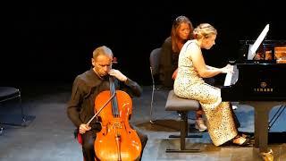 Cello sonata - C. Debussy