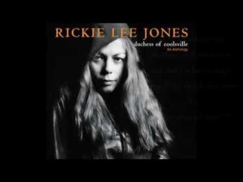 Rickie Lee Jones ~ ''Dat Dere'' W/Lyrics Singalong