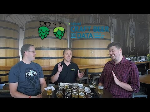 Craft Beer and Data - Episode 3