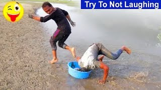 Must Watch New Funny😂😂 Comedy Video 2019 - Episode 11 - Funny Vines    TNT FUN TV