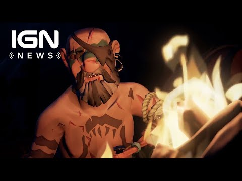 Sea of Thieves: The Hungering Deep Expansion Detailed - IGN