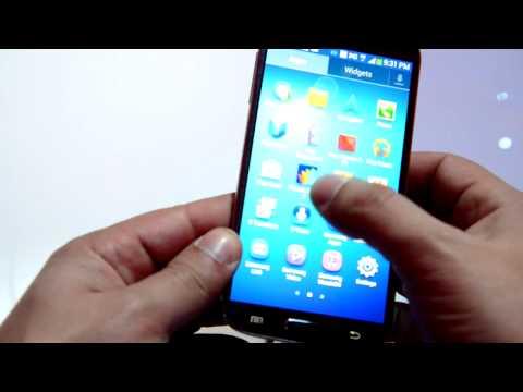 Samsung Galaxy S4 İncelemesi