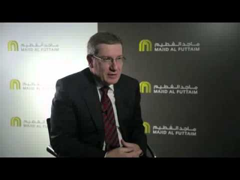 Majid Al Futtaim Branding - CEO message