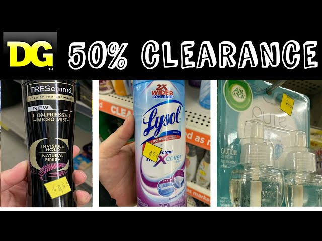 Dollar General 50% EVENT **AMAZING SAVINGS Feb. 28 to March 1!