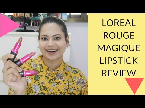 loreal-rouge-magique-lipstick-review-|-collab-|-theleiav