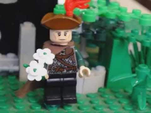 Horrible Histories Richard III Song in LEGO