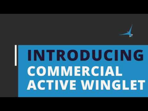 Introducing Commercial Active Winglet