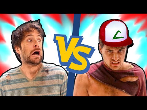 HUMAN POKÉMON BATTLE (POKÉMEN)