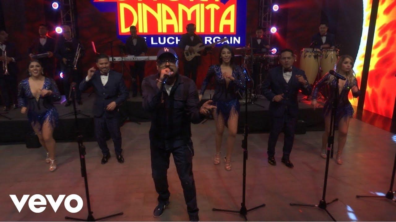 Sonora Dinamita de Lucho Argain & Dr. Shenka - Cumbia Cariñito (En Vivo)