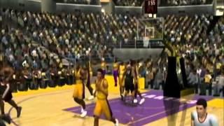 NBA Inside Drive 2004 Blazers vs Lakers Part 3