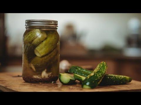 cadillac refrigerator pickles
