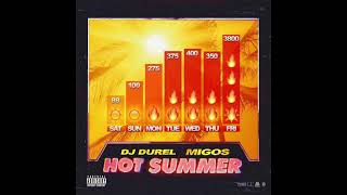DJ Durel feat Migos - Hot Summer (Official Audio)