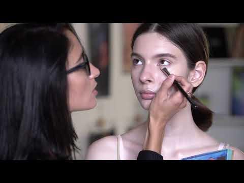 Урок 1. Beauty Makeup с эффектом влажной кожи