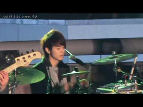 [Fancam] 2010.02.28 Street Concert