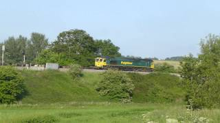 66540 `Ruby` on containers @ Newton st Loe, 08-06-13