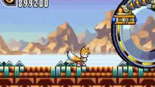 Sonic Advance 2 (GBA) - Tails Longplay Part 3