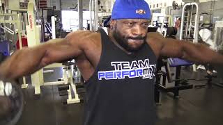 Full Throttle | IFBB Pro Charles Dixon