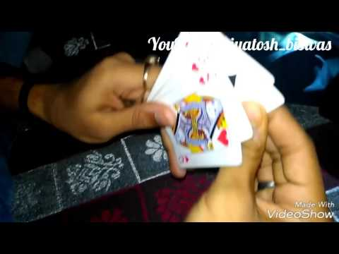 HOW TO PLAY CARDS |BLUFF|HINDI