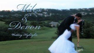 Miles & Devon | Wedding Highlights