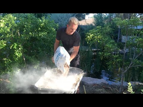 I get FREE Organic Fertilizer to Supercharge My Fruit Trees