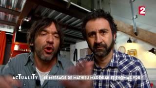 Le clash entre Mathieu Madénian & Thomas VDB