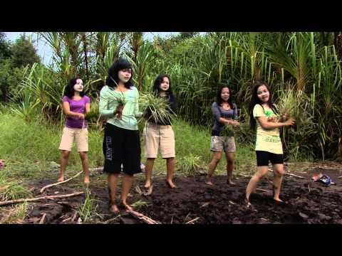 powdeeerrr rangers! [Cover TINA with D'GIRLS : Cinta Buta]
