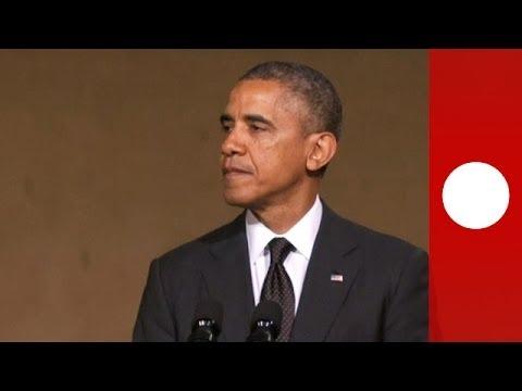 Full speech: Obama dedicates 9/11 memorial museum