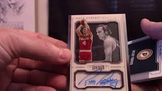2017/18 Panini Dominion Basketball 3 Box 1/2 Case 'Serial #s' GB # 3