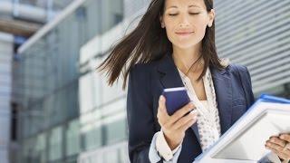 видео Стиль бизнес-леди