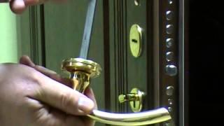 видео Вскрытие, установка замков Mottura