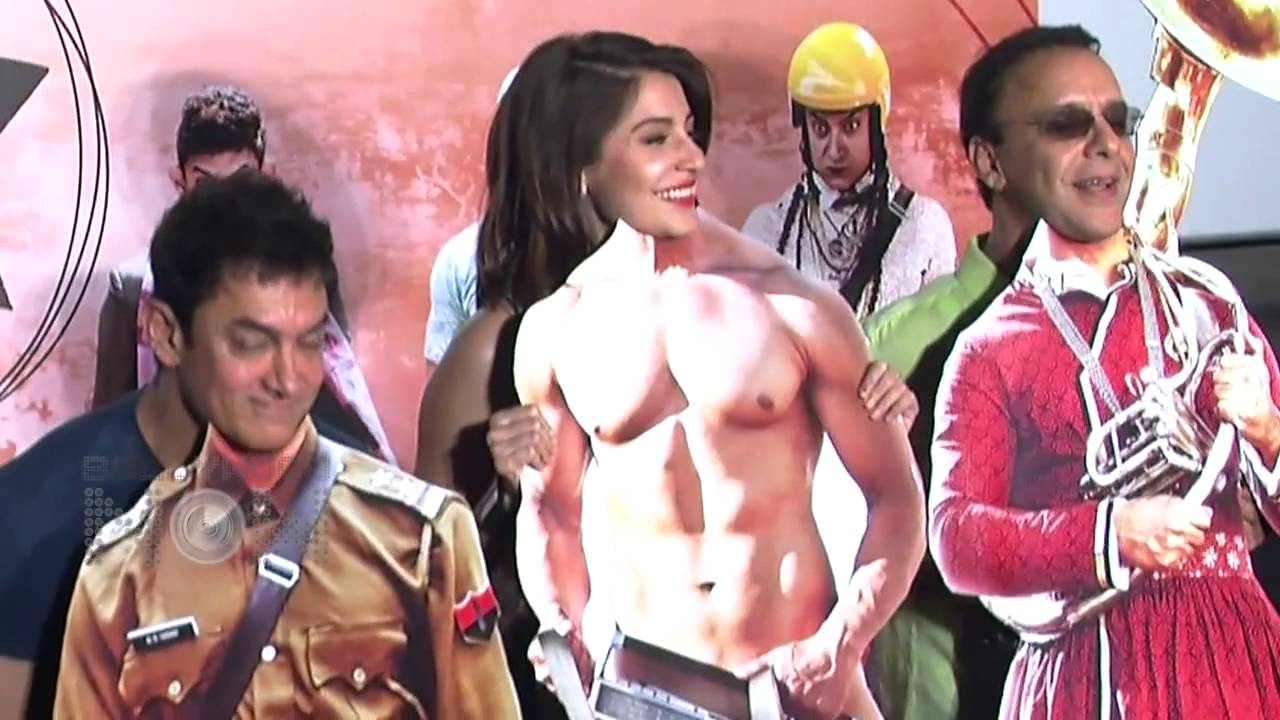 omg! watch anushka sharma nude pk poster - youtube