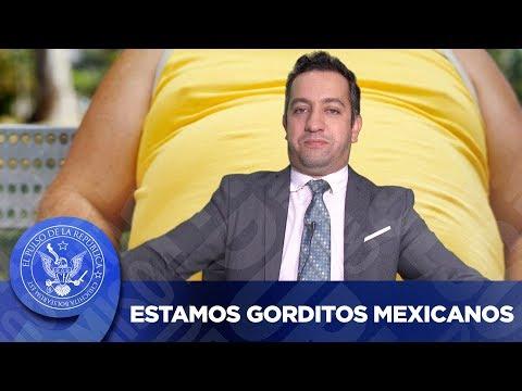 ESTAMOS GORDITOS MEXICANOS - EL PULSO DE LA REPÚBLICA