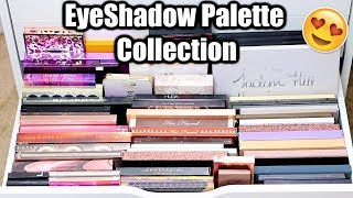 Eyeshadow Palette Collection 2019 || over 150+ Palettes