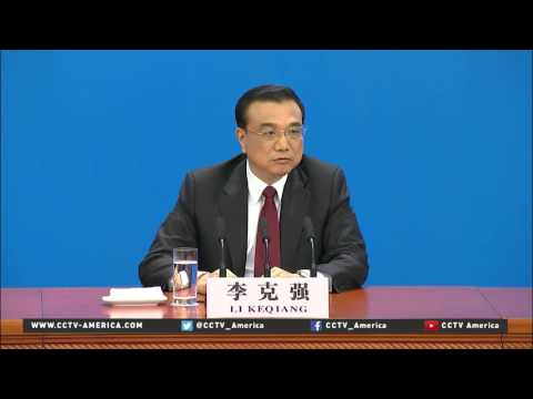 Premier Li Keqiang: No 'hard landing' for economy