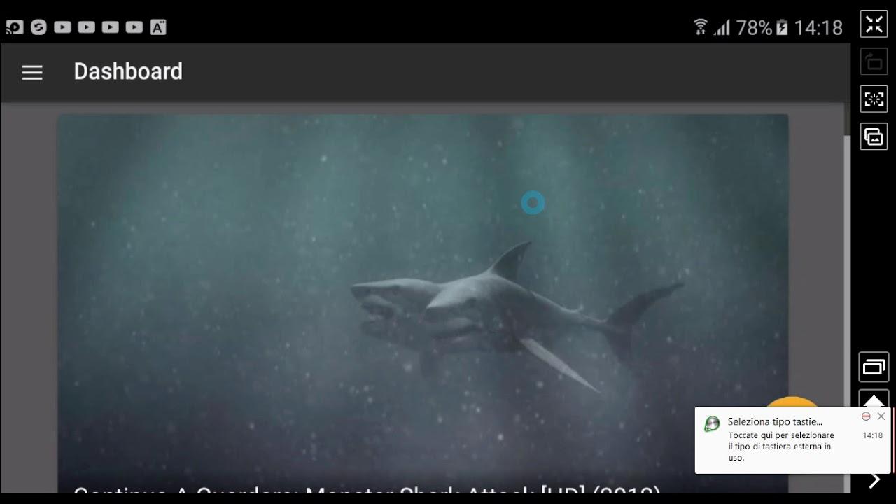 Streaming dei canali TV Italiani su Android con TV ...